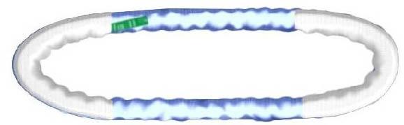 строп текстильный кольцевой круглопрядный